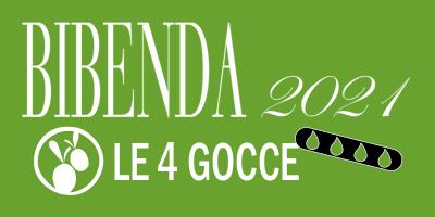Bibenda 2021 4 Gocce Azienda Agricola Mezzaria